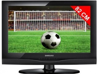 32Inch LCD samsung with 5 years warranty
