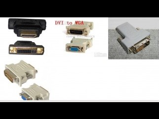 DVI VGA HDMI Original Converter of ATI or NVIDIA