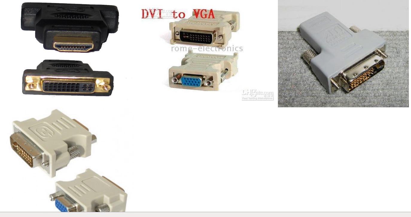 DVI VGA HDMI Original Converter of ATI or NVIDIA | ClickBD large image 0