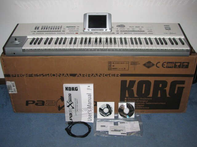 Korg M3 M Workstation Sampler | ClickBD large image 1