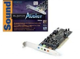 3 Month Uses Creativie Audigy Sound Card