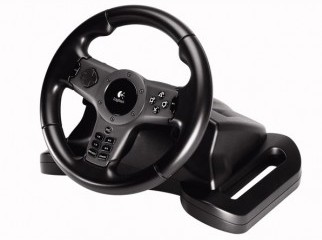Steering Wheel Pad for play station 2 ps2 and pc.