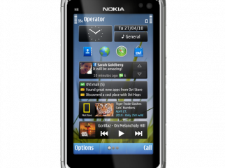 Nokia n8 Brend new Full boxed 2 GB 4 Day used