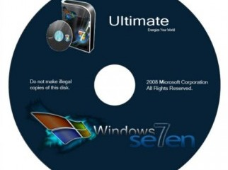 Cracked Windows Se7en DVD