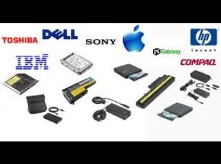 All Brand Laptop Battery Adapter 6 month warranty