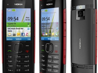 Nokia X2-00 only 6months used