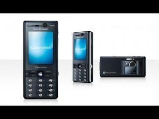 Sony Ericsson K810i only tk 4000