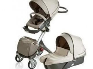 Stokke LLC Xplory Newborn Stroller Carry Cot Beige