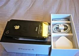 Brand new Unlocked Apple I-phones 4 32GB | ClickBD large image 0