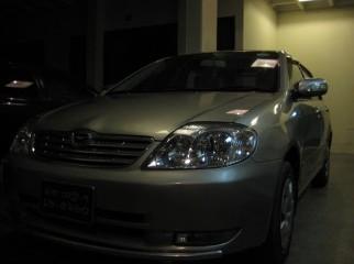 Corolla-G 02 Luxel