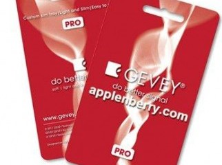 original Gevey Sim Pro from USA