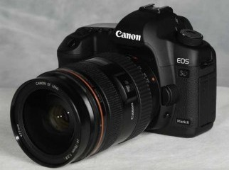 Buy Brand New Canon Eos 5D Mark II 21.1MP Full