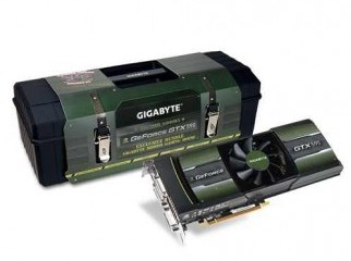 Gigabyte GTX 590 With Ultimate Gaming Bundle M8000