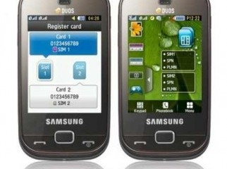 Samsung GT-B5722.EMARGENCY Cell...........