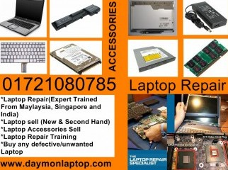 Laptop Repair From Bangladesh