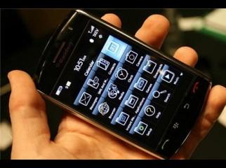 blackberry storm 2 9500 ---- 01675845445