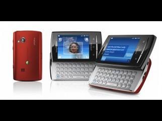 Sony ericsson XPERIA X10 MINI PRO on ANDROID 2.3