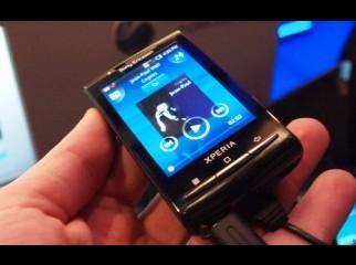 Sony Ericsson xperia x10i mini urgent