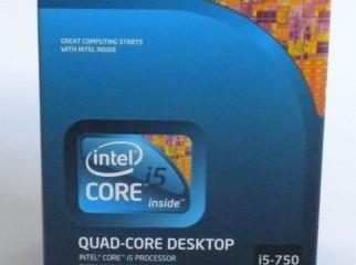 Intel i5 750 gigabyte p55Usb3