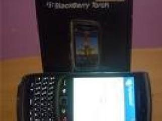 BlackBerry Torch 9800 Quadband 3G HSDPA GPS Unlock