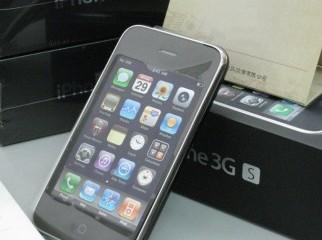 Apple iphone 3GS 8GB Black Never Locked