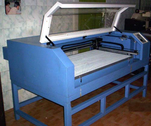 Laser cutter machine | ClickBD large image 0