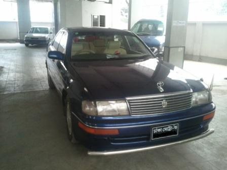 Toyota Crown Royal Saloon For Sale | ClickBD large image 0