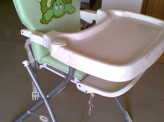 Dining chair for your baby