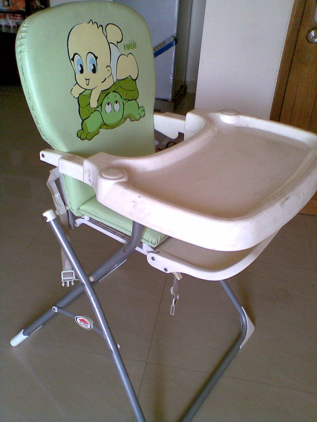 Dining chair for your baby | ClickBD large image 0