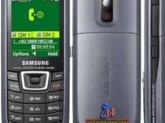 Samsung dual sim dual standby dual active c3212