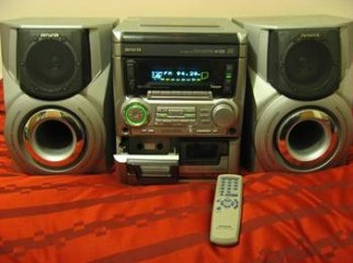 AIWA NSX-S555 Home Stereo System