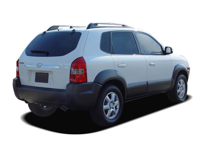 Hyundai Tucson 4wd Suv Clickbd