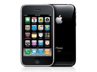 iPhone 3G 8GB Black iOS 4.1 8B117