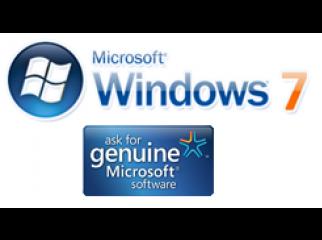 Genuine Windows 7