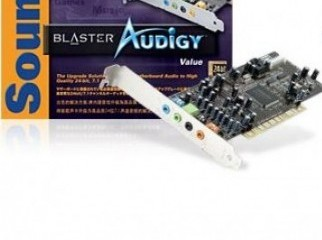 Sound Card AUDIGY VALUE
