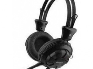 COMFORT STEREO HEAD PHONE - A4TECH HS-28 Black