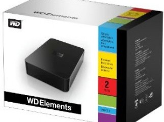 Western Digital Elements 2 TB HDD Brand NEW