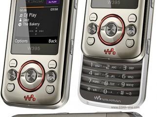 Urgent Sales _Sony Ericsson W395