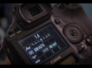 New Canon EOS 1D Mark IV Digital SLR Body