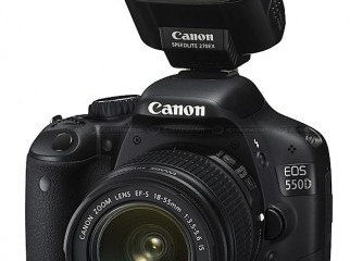 Canon EOS 550D Digital Camera with free shipping