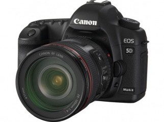 Canon EOS 5D Mark II Body with free shipping