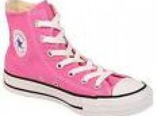 All star Pink converse for girls