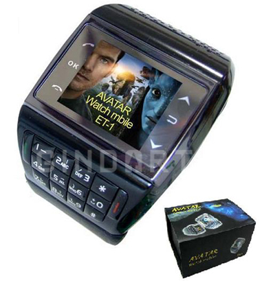 Cell phone Wrist watch | ClickBD large image 0