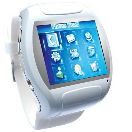 Cell phone Wrist watch | ClickBD large image 2