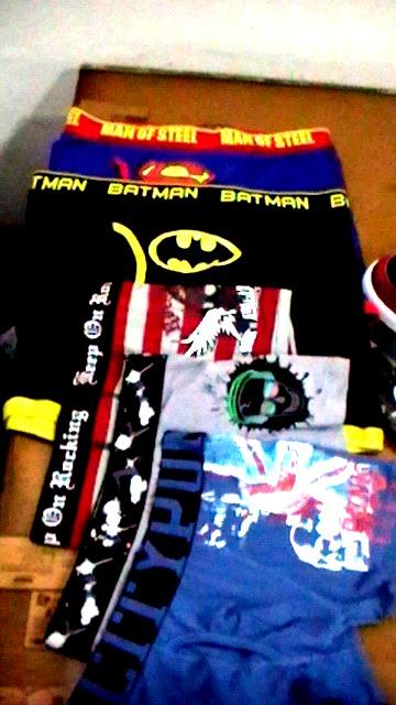 super imported Marvel Underwear | ClickBD large image 0