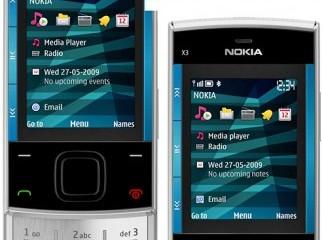 Nokia-X3 music express