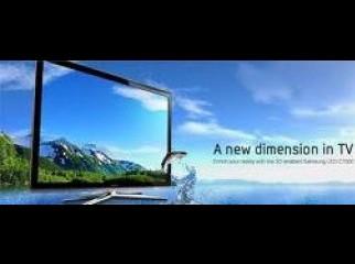 Samsung 40 inch Model UA40C7000 3D LED TV