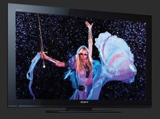 40 sony bravia lcd tv with 5 years warranty