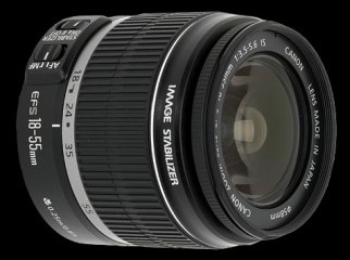 The Canon EF-S 18-55mm f 3.5-5.6 Lens is purchased