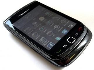 For Sale Blackberry Torch 9800 Slider